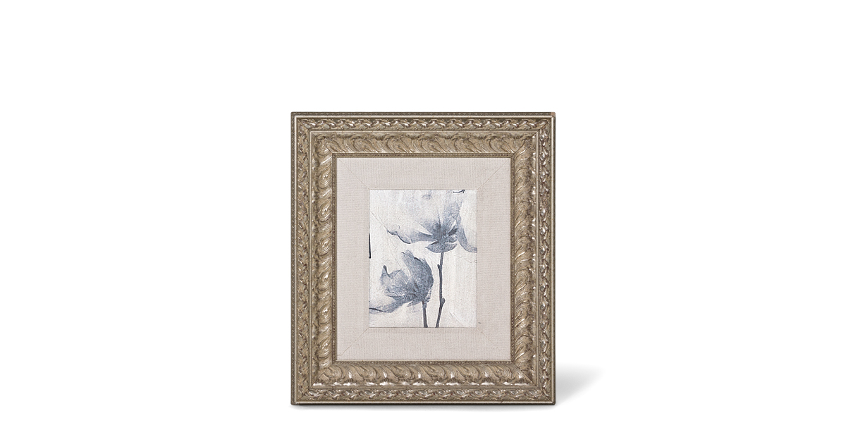 "21""w x 18""h Floral Art ART010438"