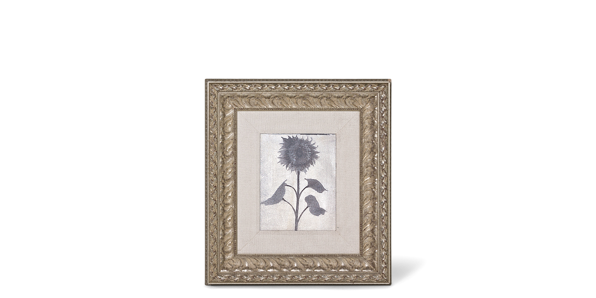 "21""w x 18""h Floral Art ART010439"