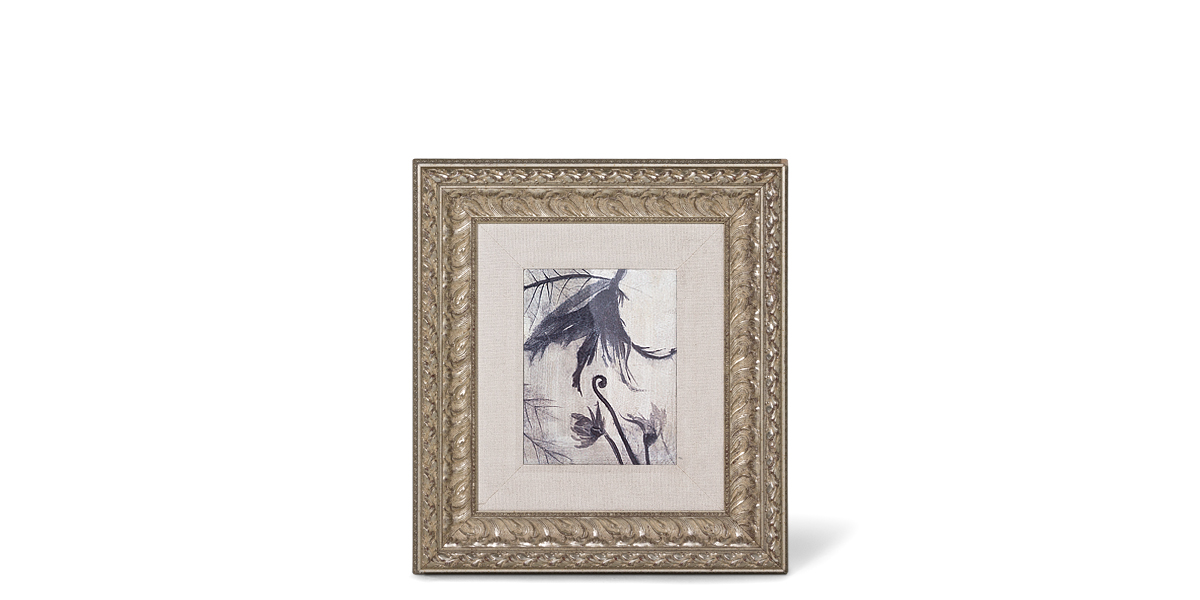 "21""w x 18""h Floral Art ART010452"