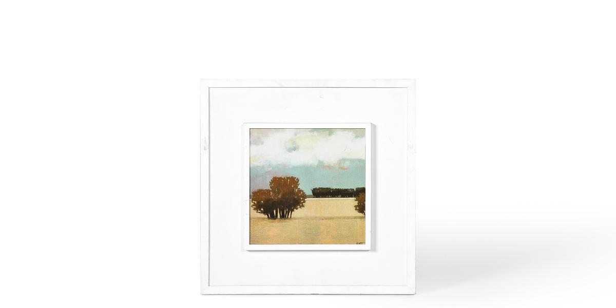 "21.5""w x 21.5""h Landscape Art ART011112"