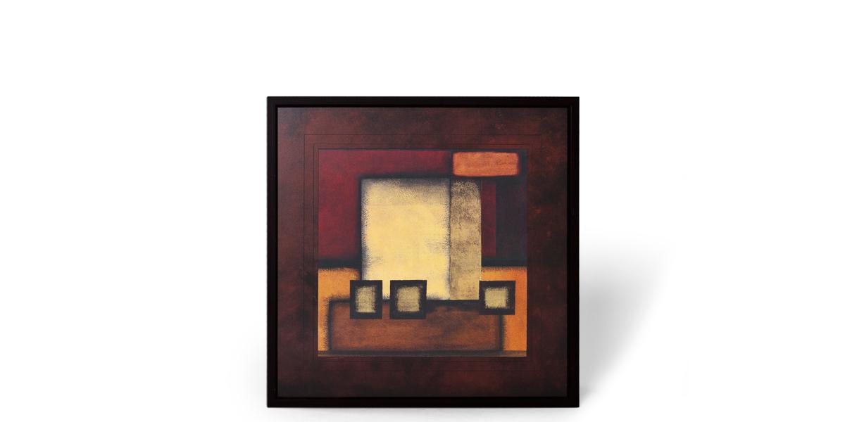 """33""""w x 33""""h Abstract Art ART011508"""