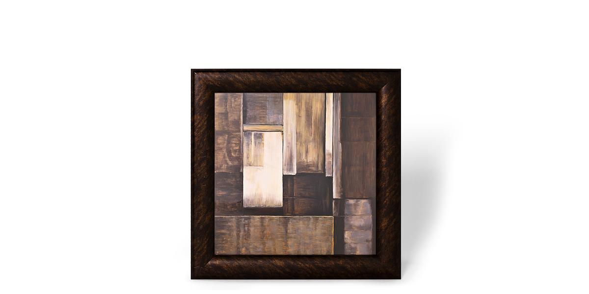 """35""""w x 35""""h Abstract Art ART011512"""