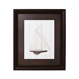"36""w x 43""h Nautical Art ART011513"