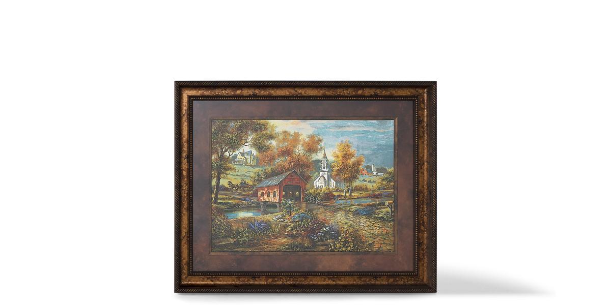 "45.5""w x 36.5""h Landscape Art ART011905"