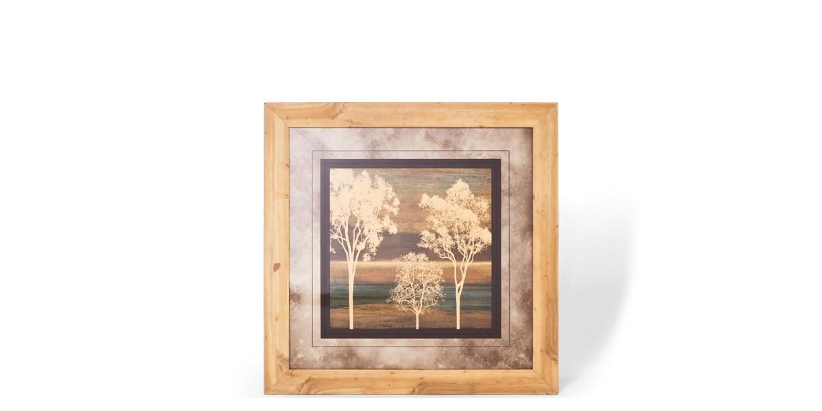 "35""w x 35""h Landscape Art ART011908"