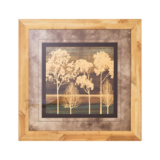 "35""w x 35""h Landscape Art ART011909"