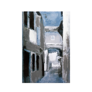 "40""w x 60""h Cityscape Art ART012314"