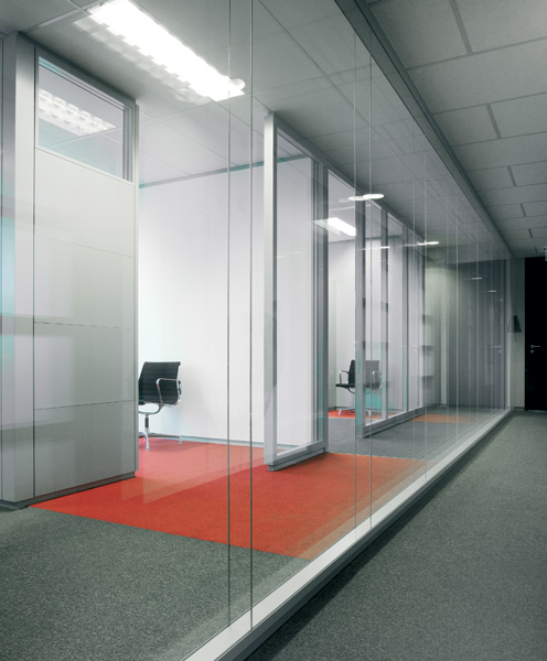 Maars Panorama - Double Glazed Glass Wall