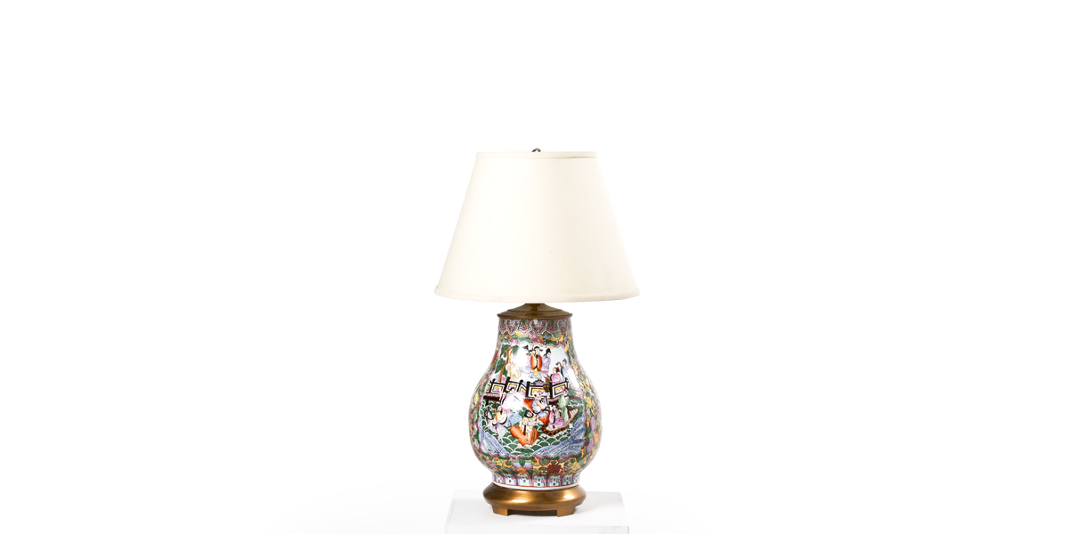 "25""h Multicolored Table Lamp LGT001573"