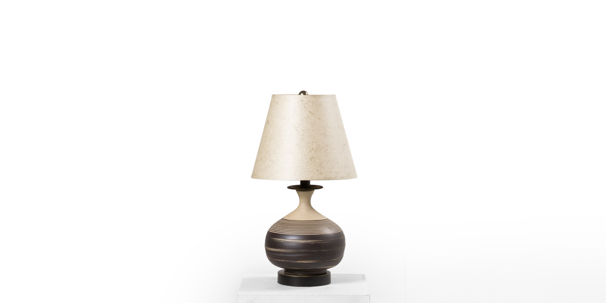 "20""h Ceramic Table Lamp LGT012381"
