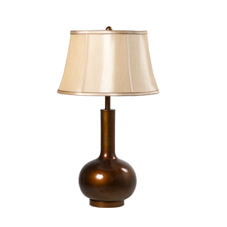 "29""h Brown Table Lamp LGT013420"