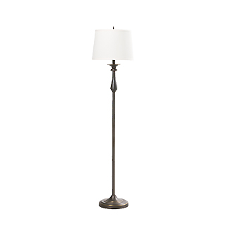 "60""h Dark Bronze Floor Lamp LGT013429"