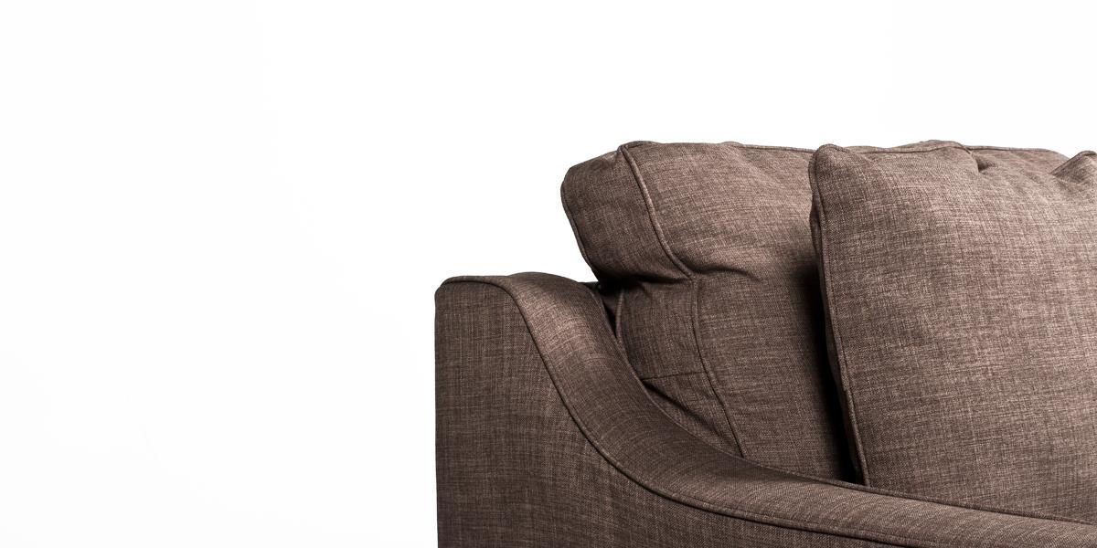 "81""w x 38""d Stone Beige Sofa SOF013275"