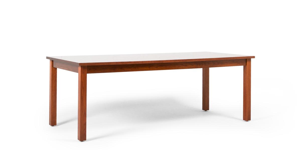 "84""w x 36""d Medium Cherry Table TBL013400"
