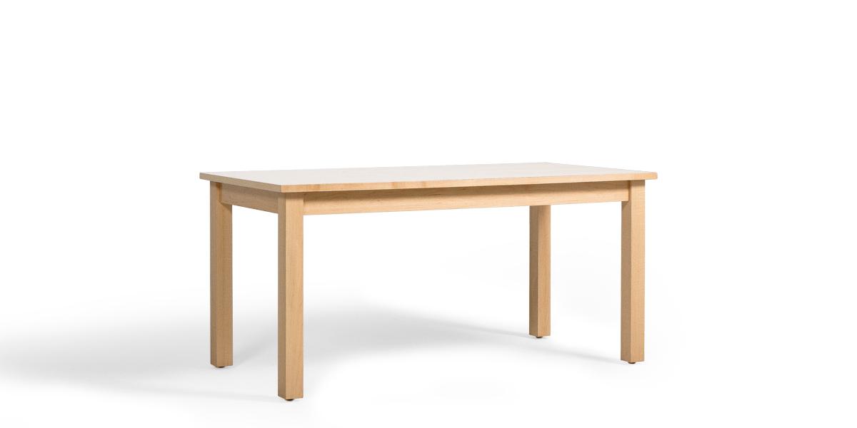 "60""w x 30""d Maple Work Table TBL013463"