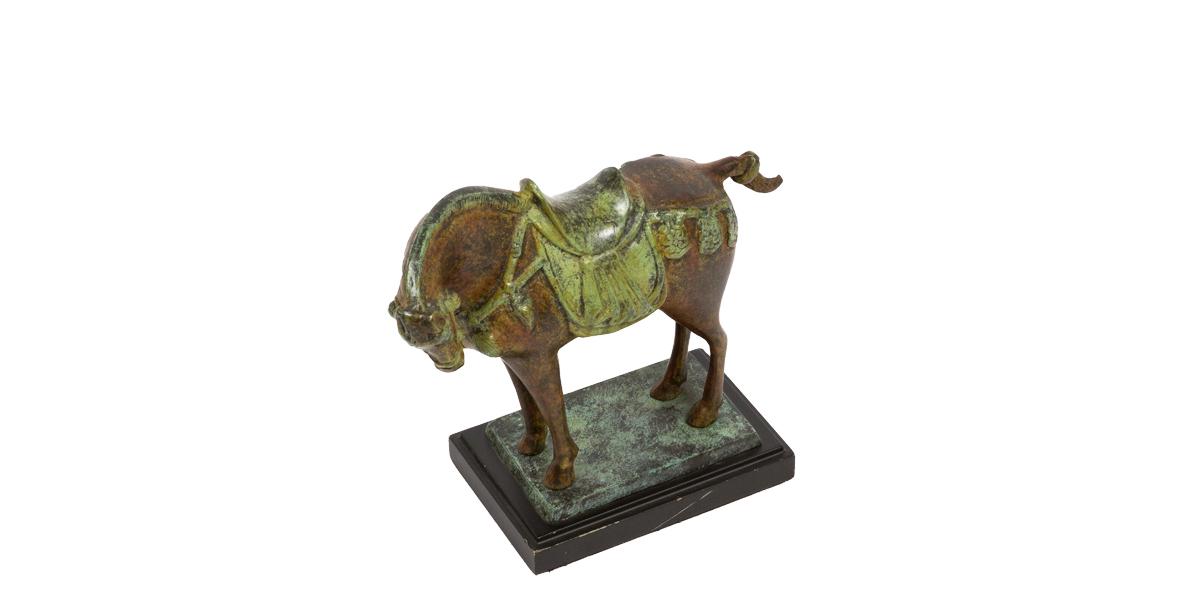 """10""""h Bronze Statue ACC007773"""