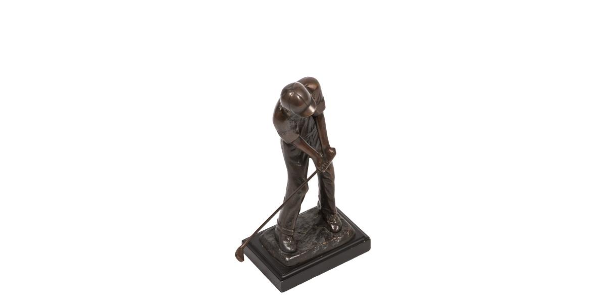 """12""""h Bronze Statue ACC008705"""