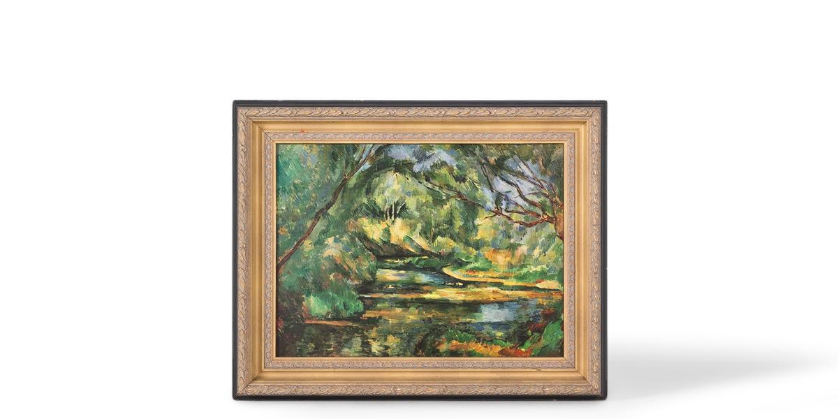 "29""w x 24""h Landscape Art ART002618"