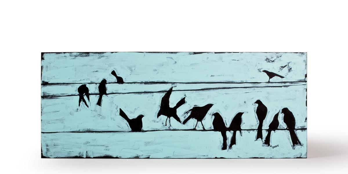 "50""w x 20""h Animal Art ART013074"