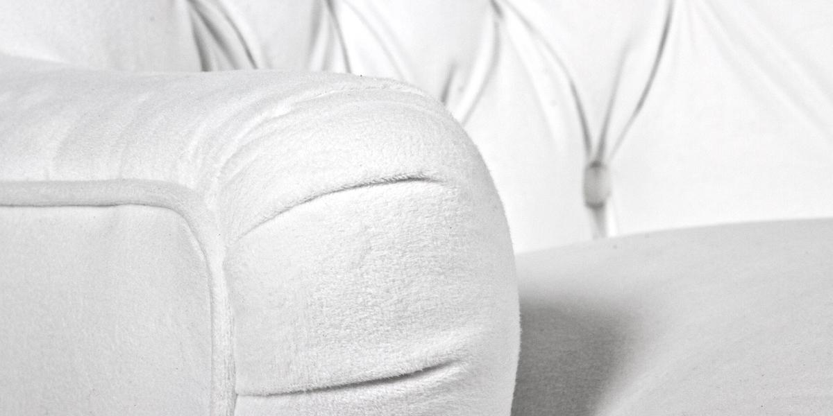 Berkshire White Club Chair CHR013467