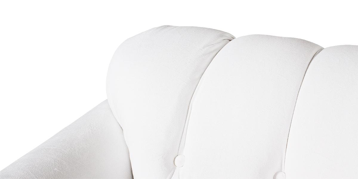 Berkshire White Club Chair CHR013470