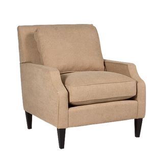 Beige Becca Club Chair CHR013472