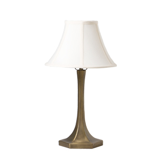 "18""h Brass Table Lamp LGT004529"