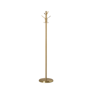 "68""h Gold Coat Tree MIS002076"