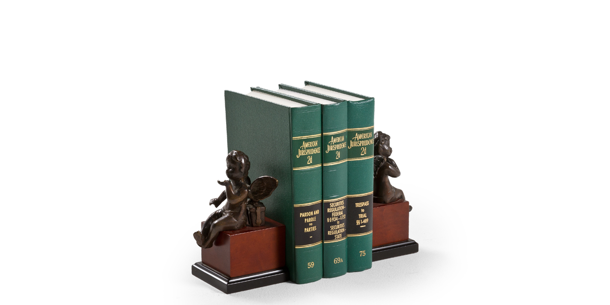 """7""""h Brass Bookends ACC000683"""