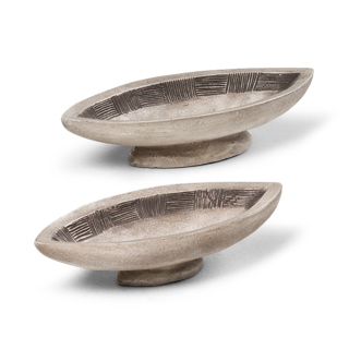 Mandalay Resin Bowl Set