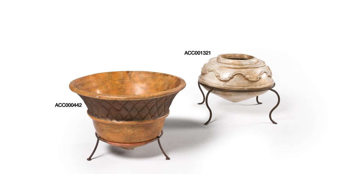 """12""""h Ceramic Decorative Container Set"""