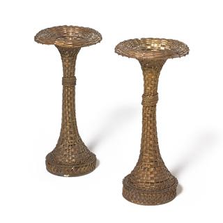 """16""""h Brass Candleholder ACC000656"""