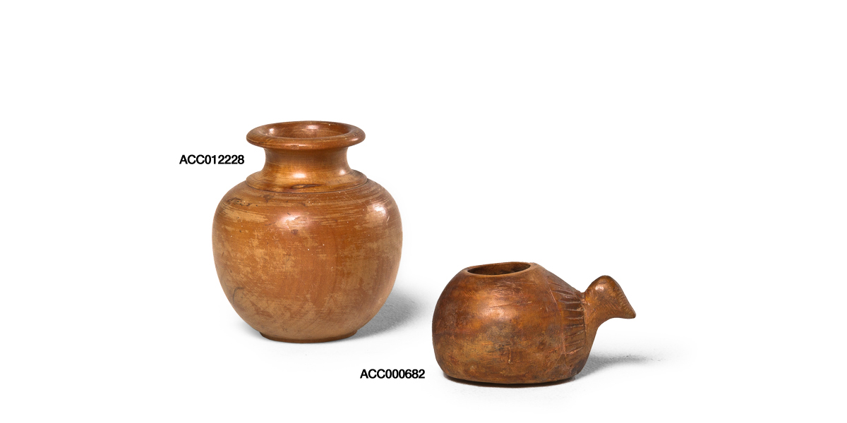 Clay Ceramic Jar Set
