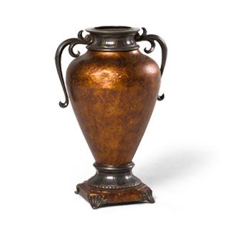 "17.5""h Bronze Vase ACC007758"