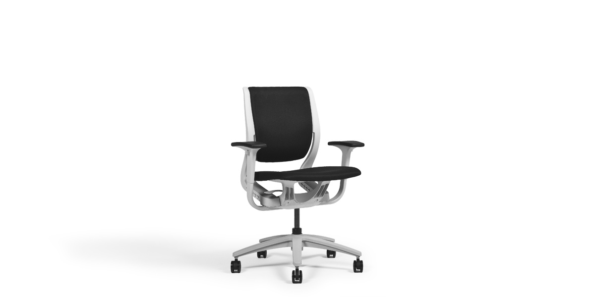 Black Fabric Task Chair CHR013533