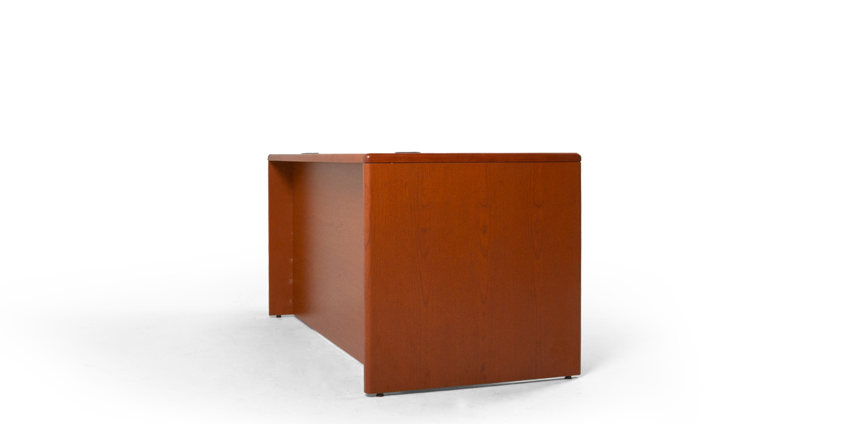 "60""w x 30""d Cherry Laminate Desk DSK013528"