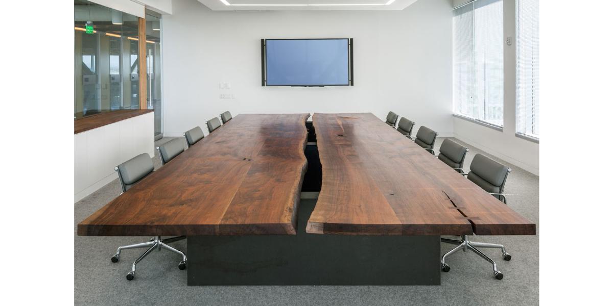 Wonderful MASHstudios Conference Tables