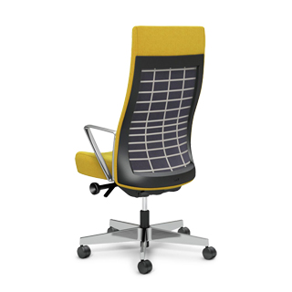 Remix Work Chair High Back