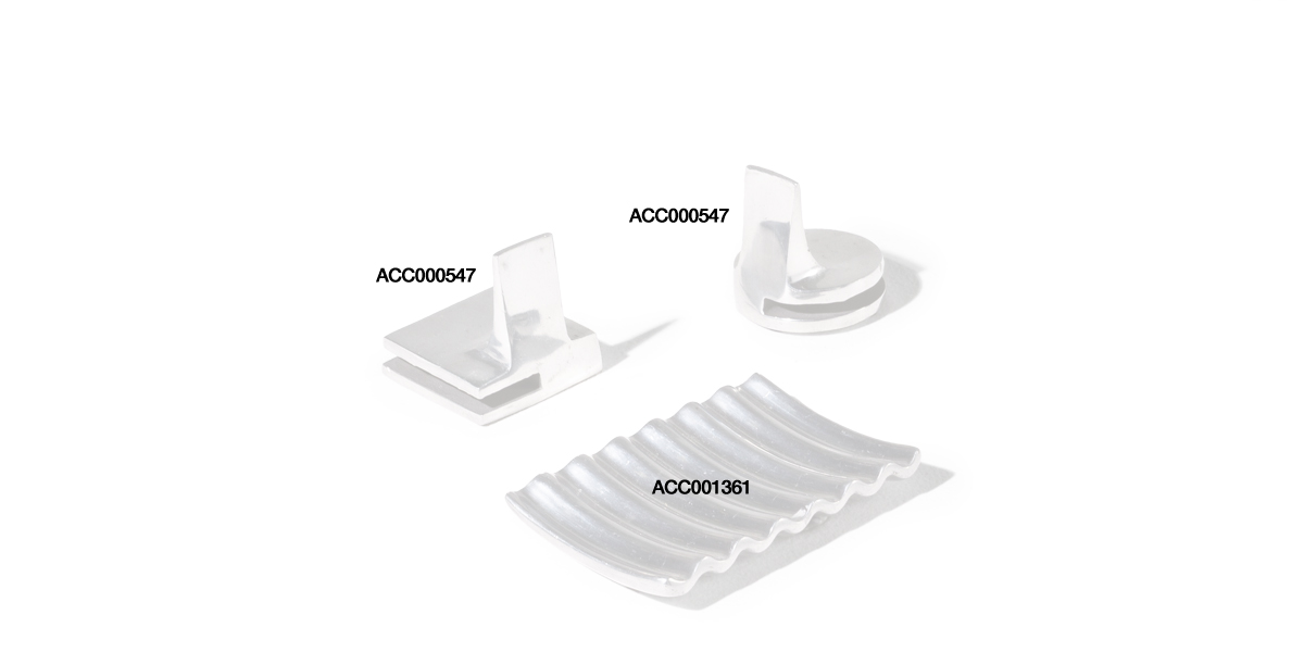 Silver Desk Accessories Set