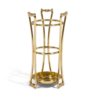 "25""h Brass Umbrella Stand ACC000502"