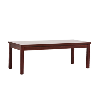 "47.75""w x 19.75""d Mahogany Coffee Table TBL013608"