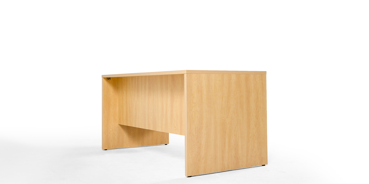 "60""w x 30""d Maple Desk DSK013623"