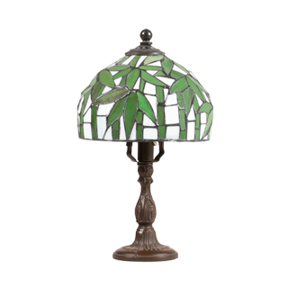"12""h Bronze Tiffany Table Lamp LGT001546"