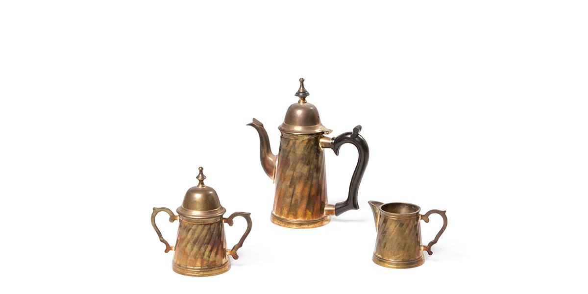 Brass Tea Set ACC004285