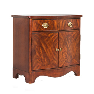 "34""w x 18""d Cherry Night Chest TBL007946"