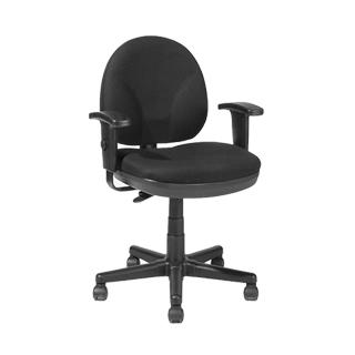 Black Fabric Task Chair CHR001048