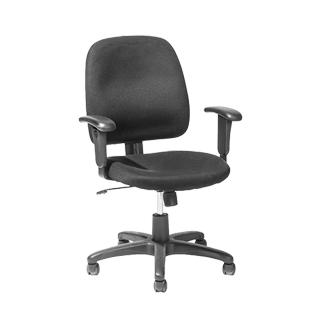 Black Fabric Task Chair CHR010998