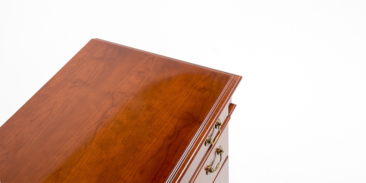 "36""w x 23.5""d Natural Cherry Lateral File FIL013763"