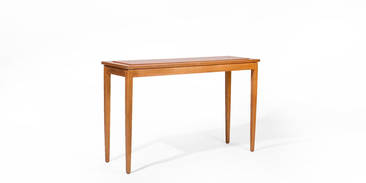 """14""""w x 14""""d Oak Console Table TBL010177"""