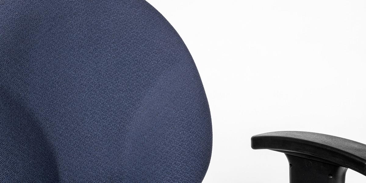 Blue Fabric Task Chair CHR001049